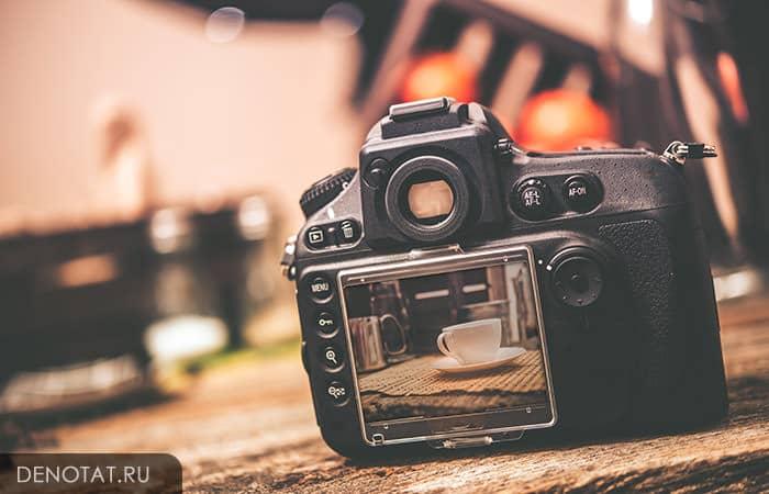 Заняться фотографированием
